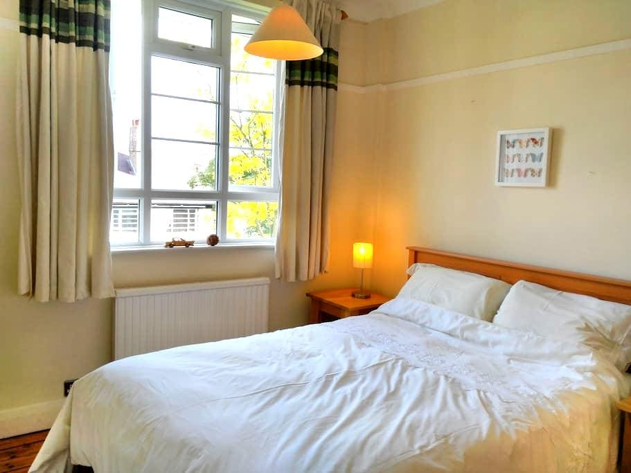 A double bedroom in a flat in Wimbledon - 伦敦 - 公寓