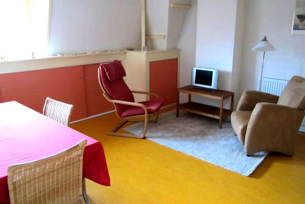 characteristic loftappartment - Utrecht - Appartement
