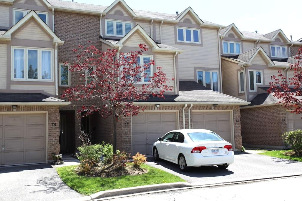 Comfy & Safe in the Heart Of City - Mississauga - Rivitalo