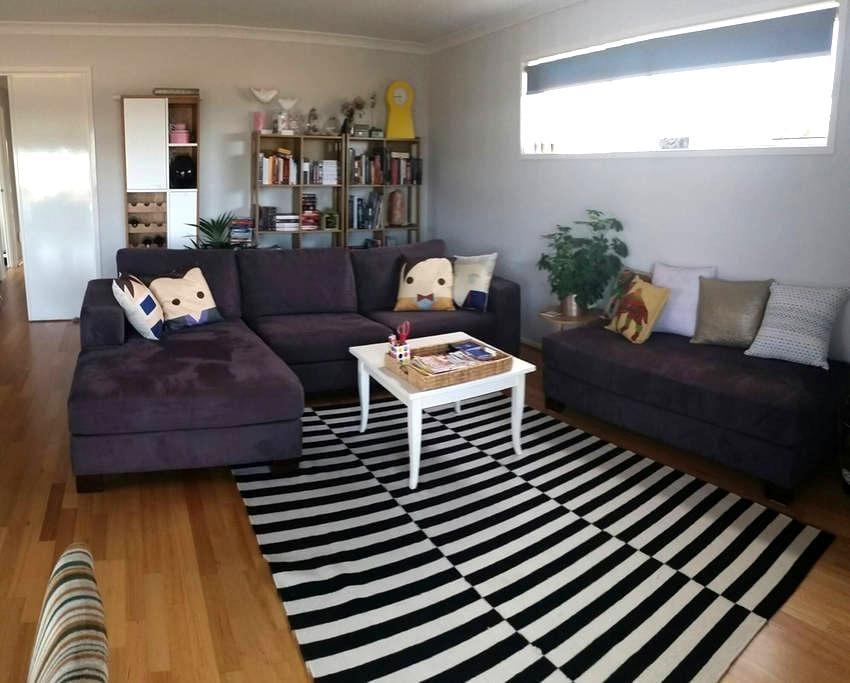 Cosy Bedroom in Home with Bay Views - Portarlington - 獨棟