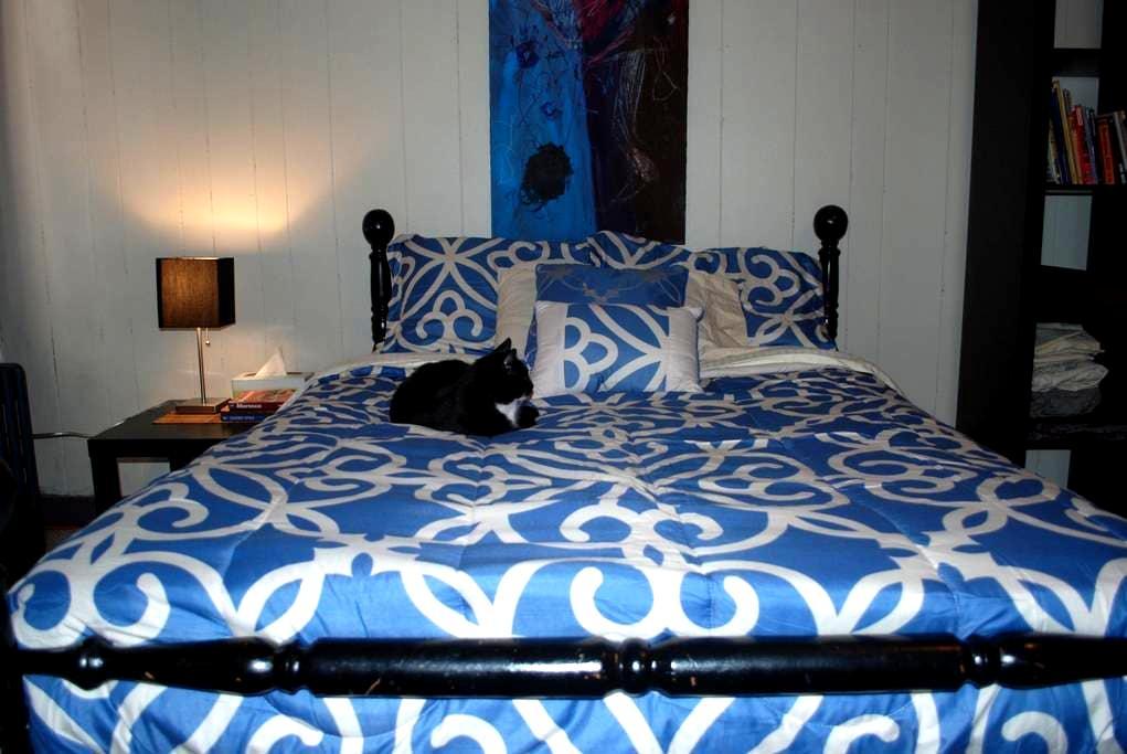 Fabulous Art Loft - Cozy Guest Room - Saugerties