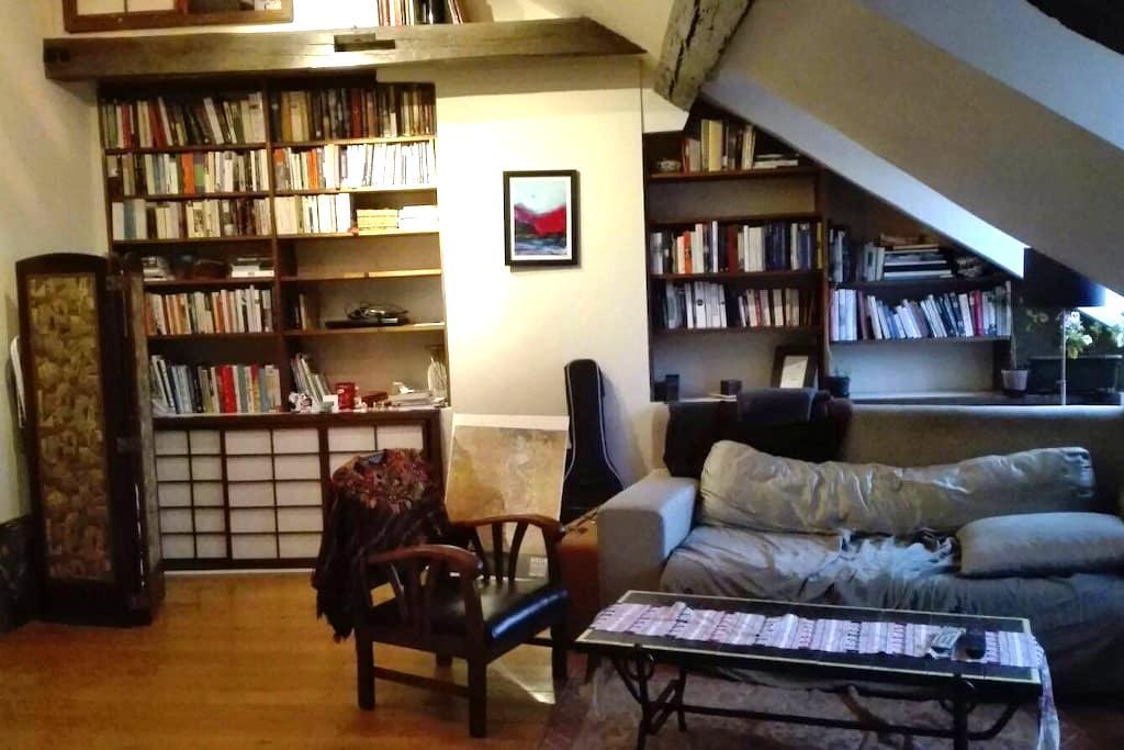 Magnifique appartement au coeur du Marais - Paříž - Byt