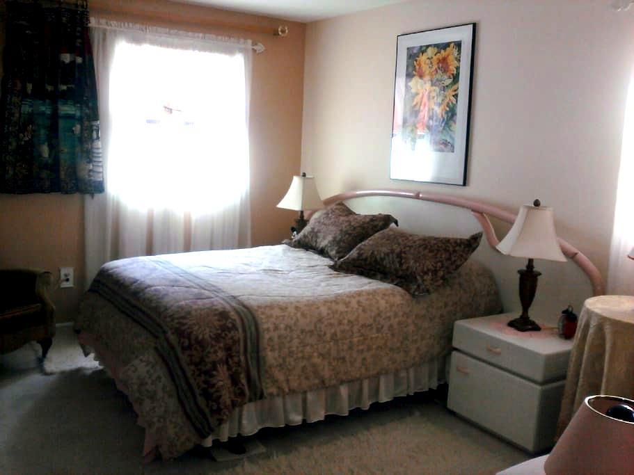 Prvt Bdrm 10 min to Jersey Shore I - Ocean Township - Huis