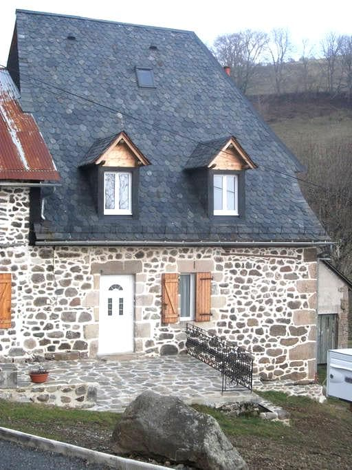 House - 22 km from the slopes - Saint-Clément - Rumah