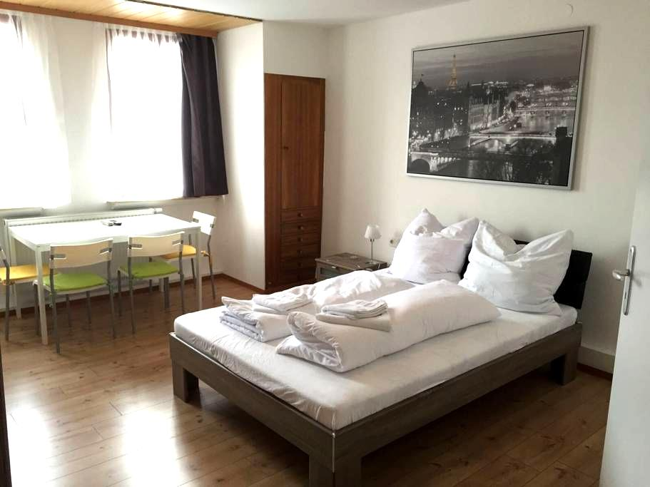Ferien-Appartement Nürtingen Center - Nürtingen - อพาร์ทเมนท์