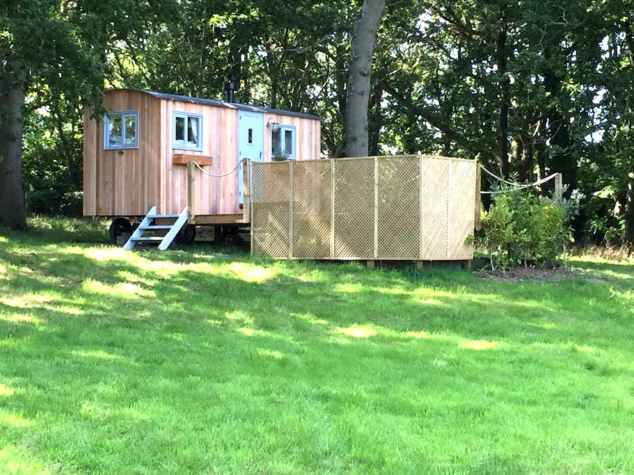 Relaxing, Romantic shepherds hut - Sway - Hut