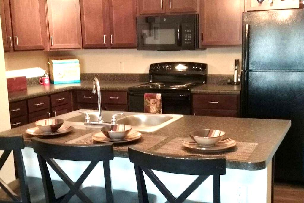 PRIVATE New 1 Bedroom Apartment in Alamo Ranch - San Antonio - Lägenhet