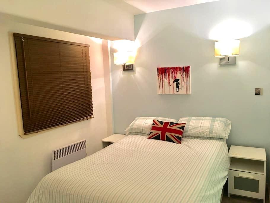 Room in unique city centre conversion with ensuite - Manchester - Apartamento