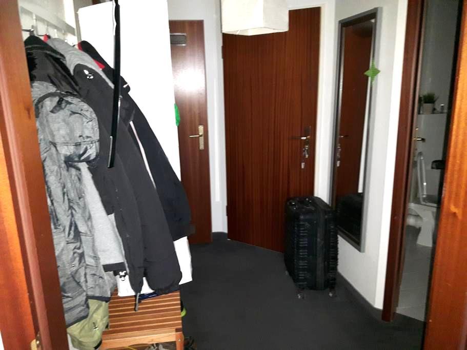 Wohnung 20min vom Zentrum Leipzig - Borsdorf - Lejlighed