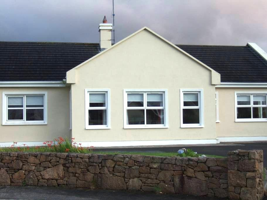 Wild Atlantic Way Bungalow Bliss - Louisburgh - Dům