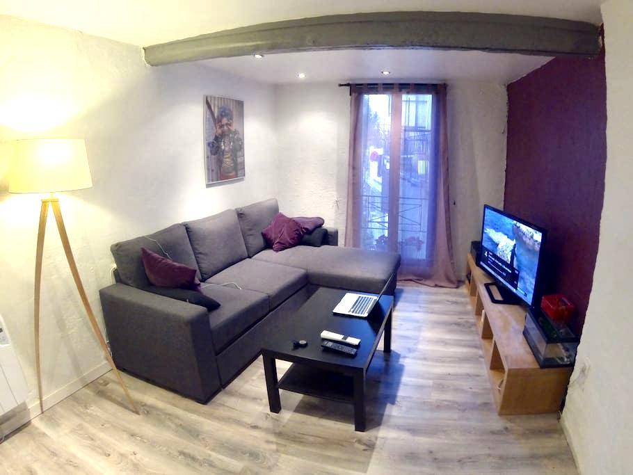 Bel appartement T2 moderne - Digne-les-Bains - Appartement