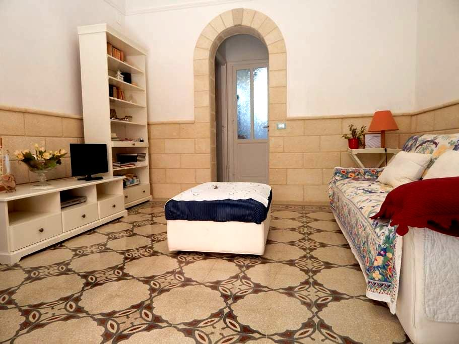 Lemon tree house, your holiday home - Favignana - Maison