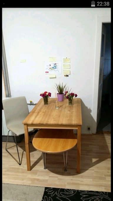 Gemütliche Wohnung im Zentrum - Braunschweig - Apartmen