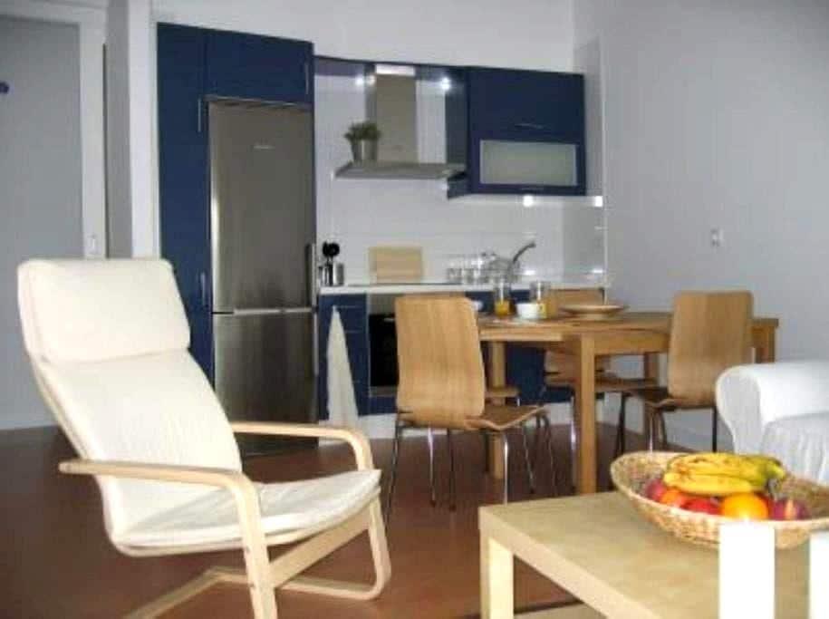 Apartamento a 40 metros de la playa - Corrubedo - Διαμέρισμα