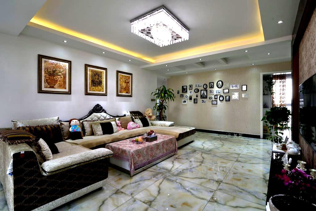 机场附近 空港16区 温馨小窝 短租日租 - Chengdu - House