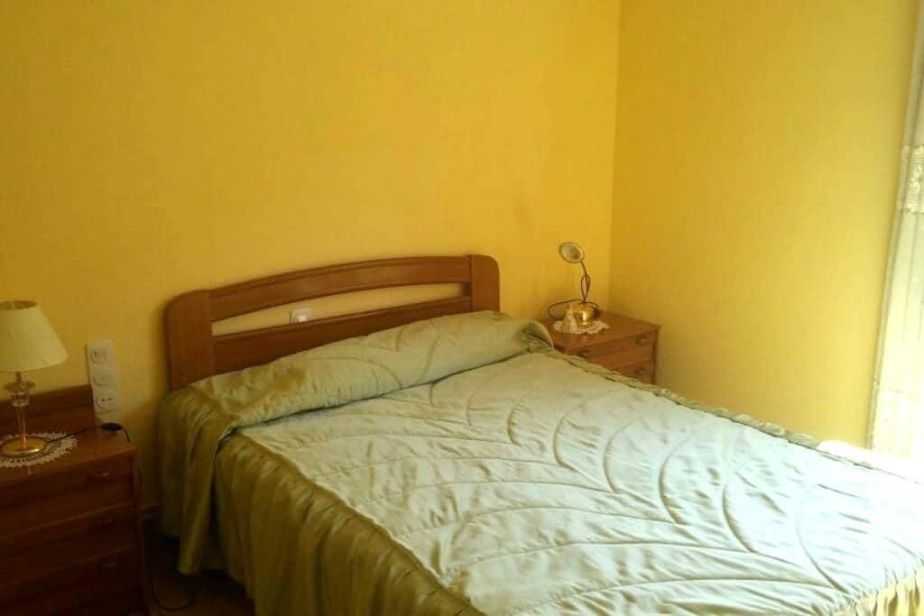 Habitacion confortable.Economico - Logroño - Huoneisto