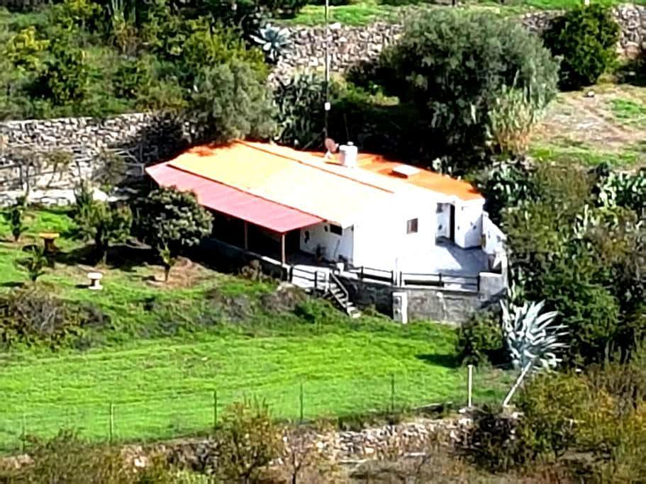 CASA DE CAMPO LA HOYA DE TUNTE. SAN BARTOLOMÉ - San Bartolomé de Tirajana - Rumah