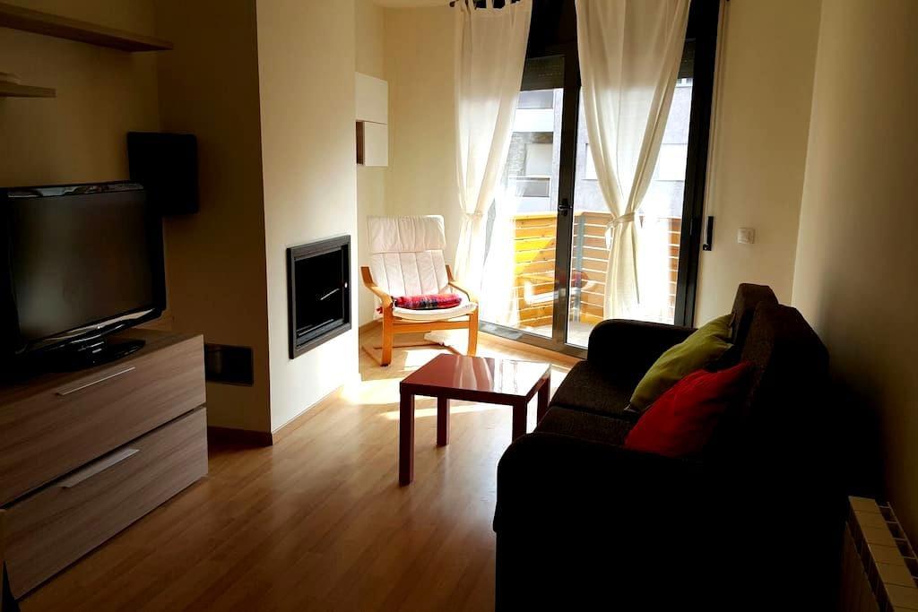 New apartment near Cadi - Bagà - Apartment
