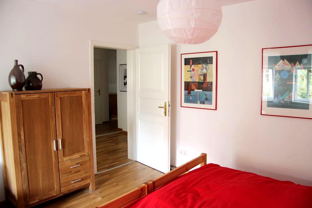 Mansarde im schönen Dichterviertel! - Erfurt - Apartment