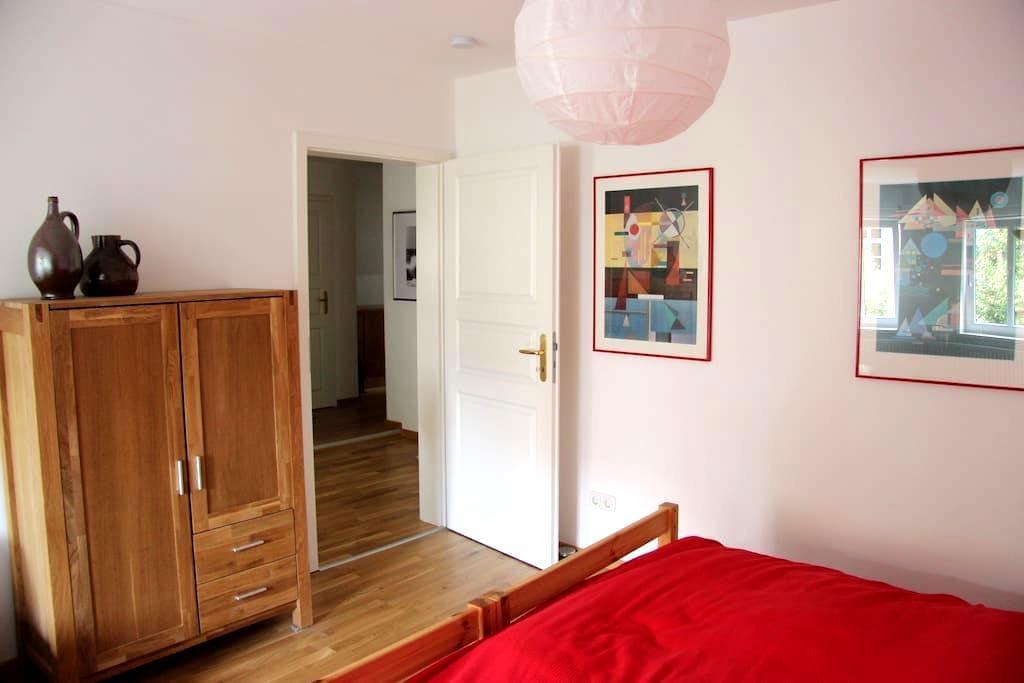 Mansarde im schönen Dichterviertel! - Erfurt - Wohnung