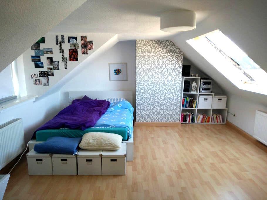 Schöne Wohnung mitten in Frankfurt-nähe Bergerstr. - แฟรงก์เฟิร์ตอัมไมน์ - อพาร์ทเมนท์