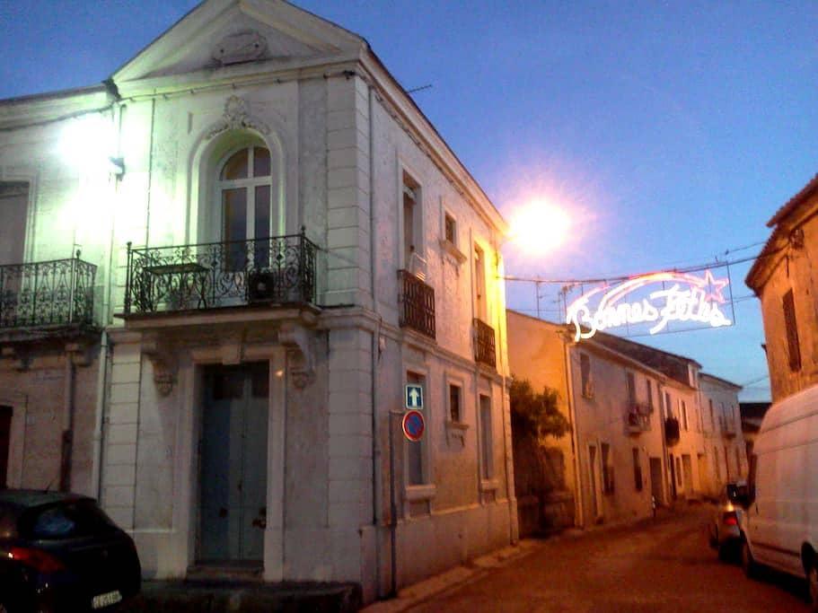 Belle maison cosy  entre Montpellier et plages - Mudaison - Casa