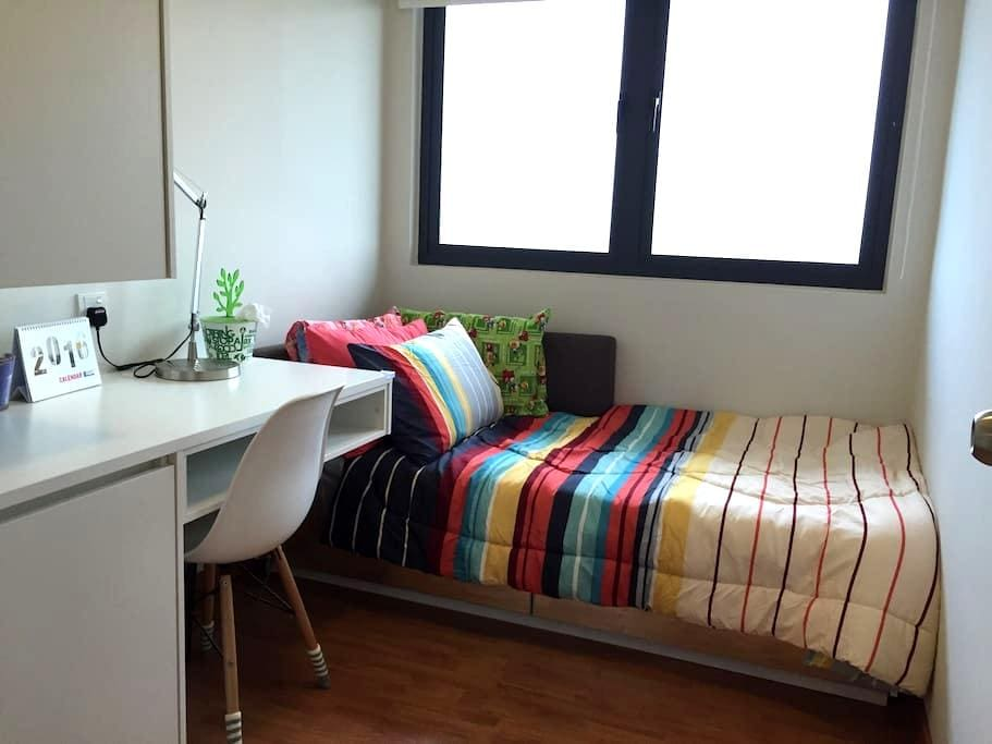 COZY PRIVATE ROOM IN KL - Kuala Lumpur - Lejlighedskompleks