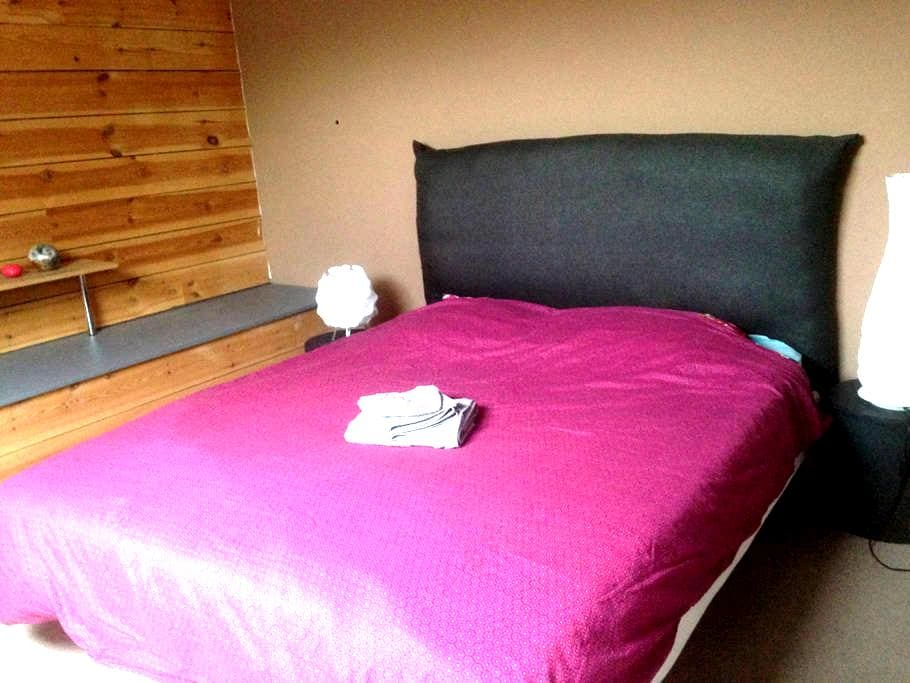 Chambre en coeur de ville N°1-La maison de Nath. - Tournai