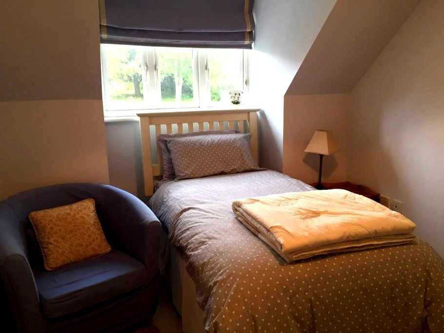 Single room close to City Centre and St Fagans. - Cardiff