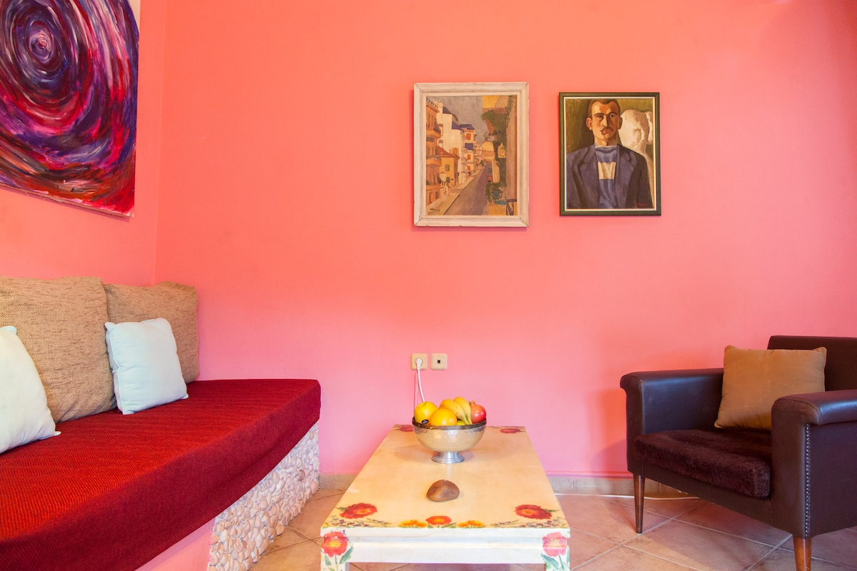Oeve - The aesthetic loft apartment - Lofts for Rent in Agia Effimia ...