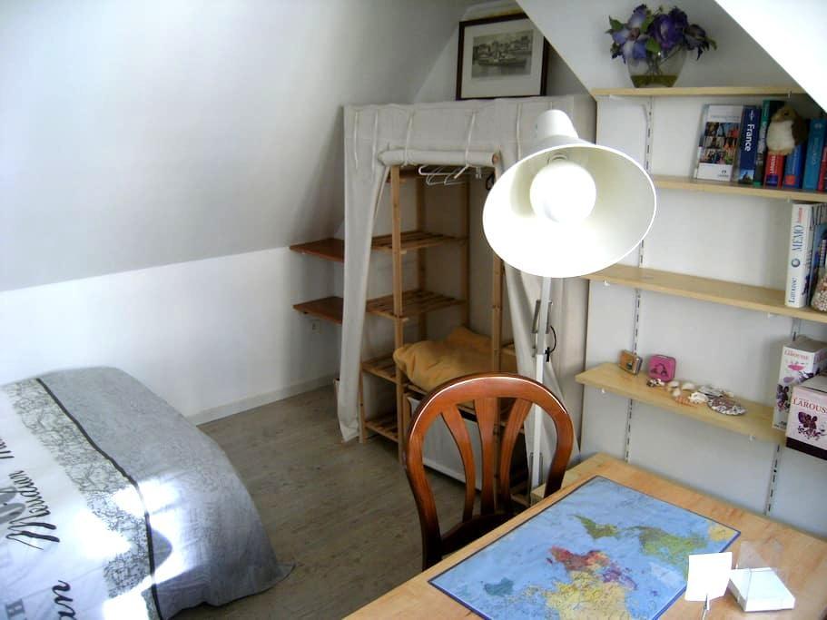 chambre en hypercentre - Caen - Hus