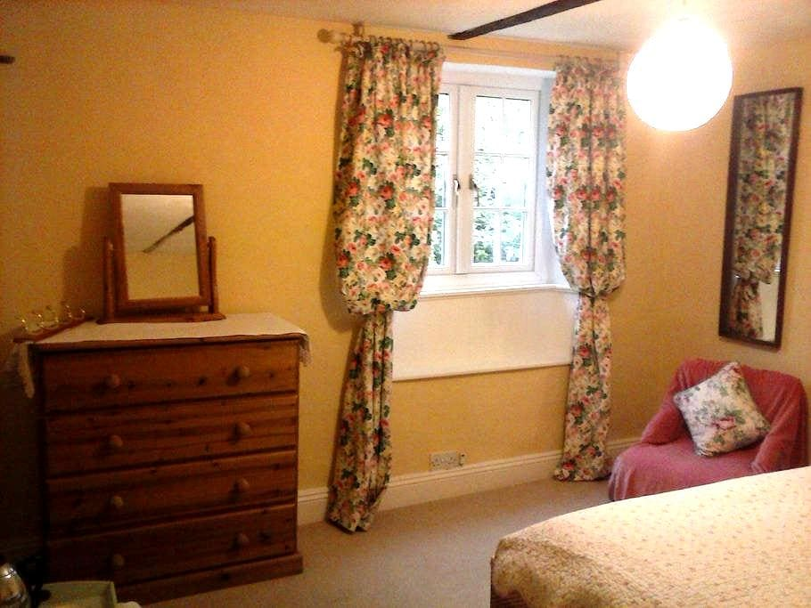 Pretty room in old cottage - Buckfastleigh
