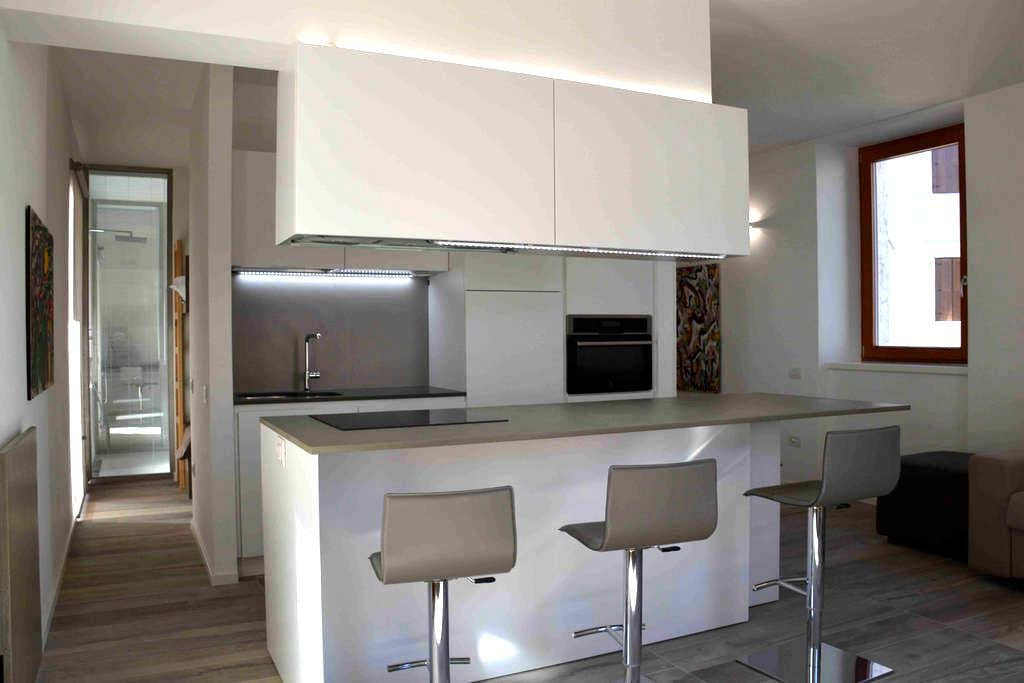 App.2 - Casa Sannicolò1787 al Fiume - Rovereto