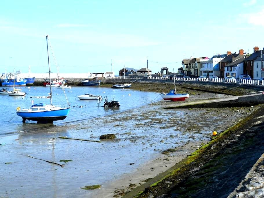Penthouse Apt. Ocean view Skerries - Skerries - Apartment