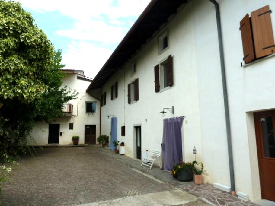 Accogliente casetta con giardino e tanto verde - Cividale del Friuli - Casa