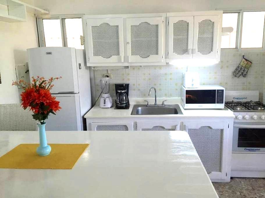 Recently renovated 2 bed apartment - Sosúa - Leilighet