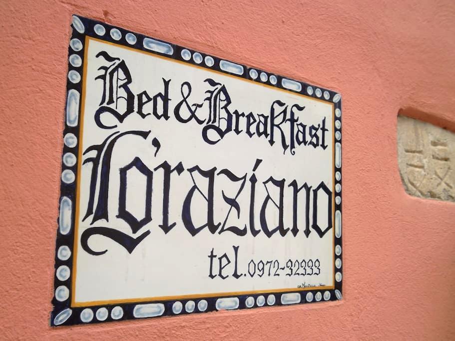 B&B L'Oraziano  - Venosa - ที่พักพร้อมอาหารเช้า