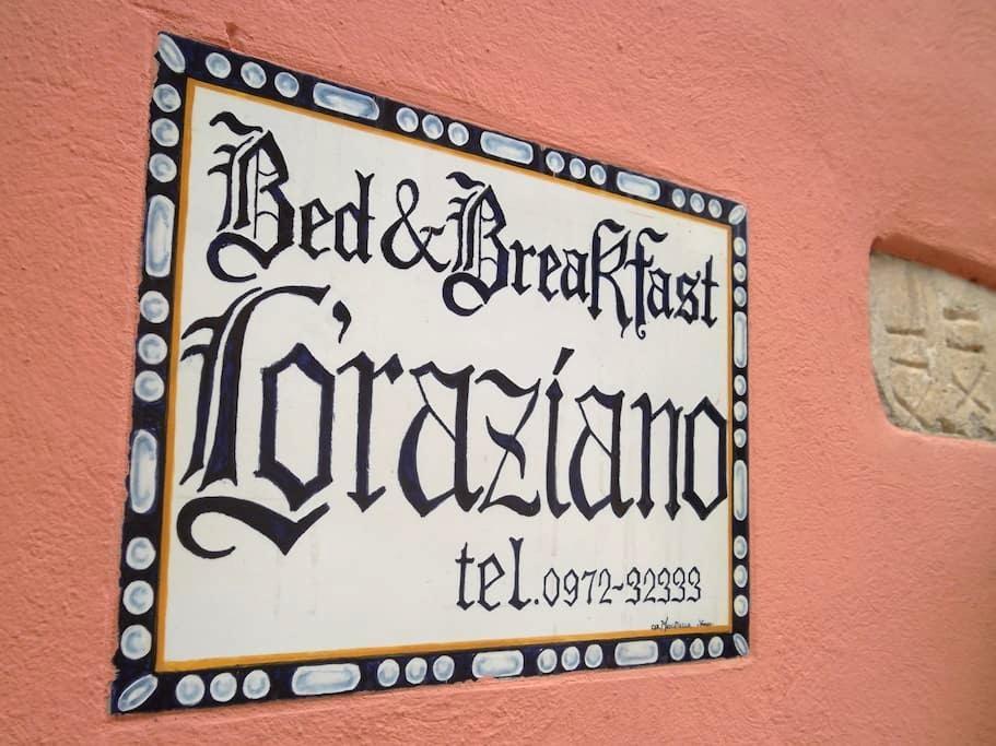 B&B L'Oraziano  - Venosa - Bed & Breakfast