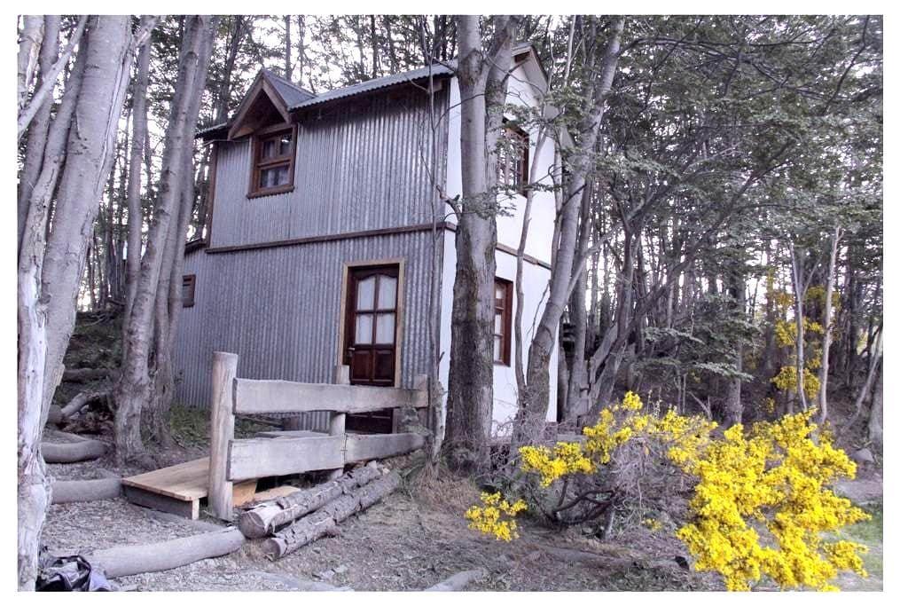 Cabaña de la laguna Ushuaia - Ushuaia - Casa de campo