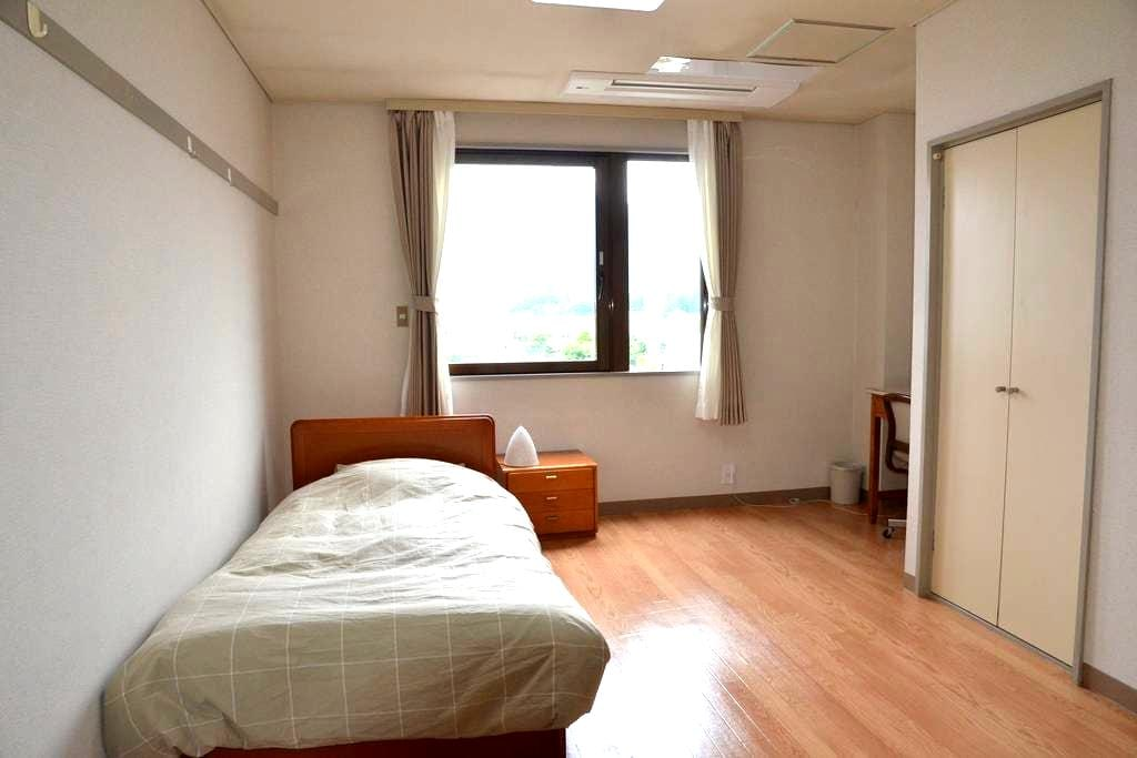 Private room with single bedded  in Ueda - Ueda-shi - Wohnung