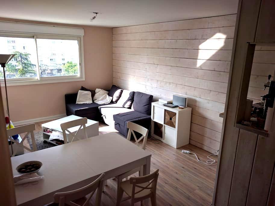 Appartement 3 chambres proche toutes commodités - Mérignac - Huoneisto
