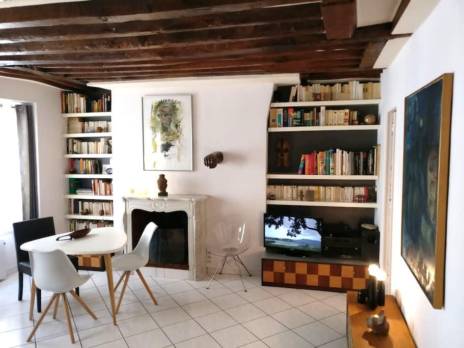 Elegant and full equiped 50m2 apartment République - Parigi - Appartamento