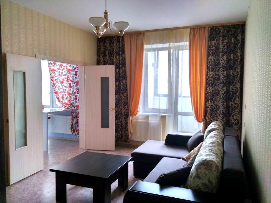 замечательная квартира , по доступной цене - Chelyabinsk - Apartmen