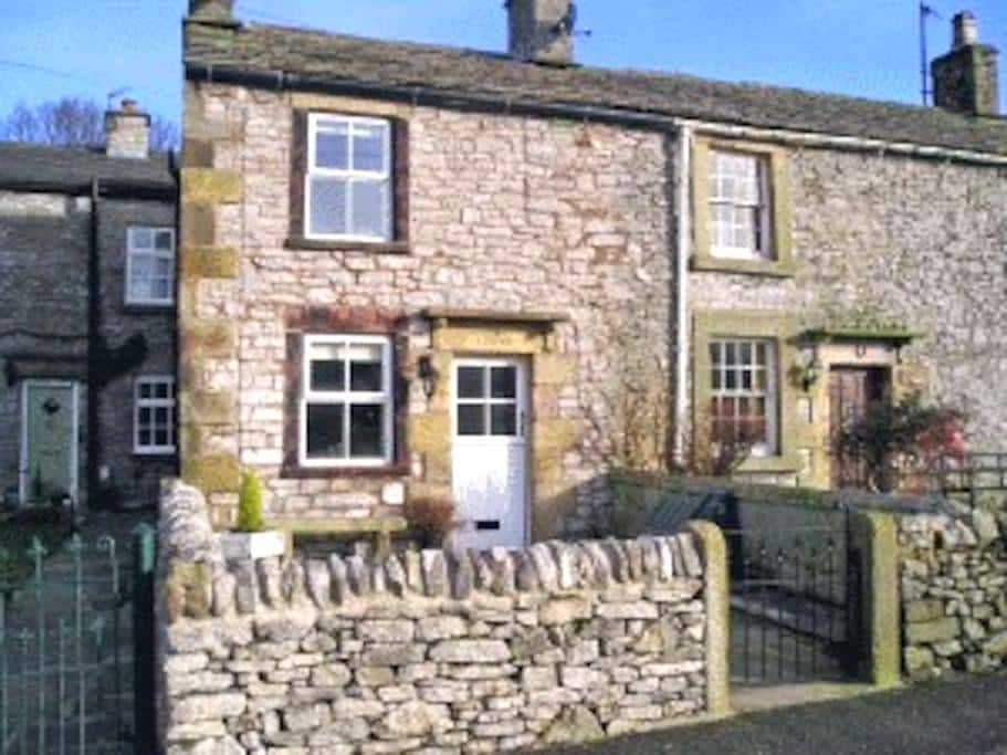 The Cottage, Earl Sterndale - Buxton - บ้าน