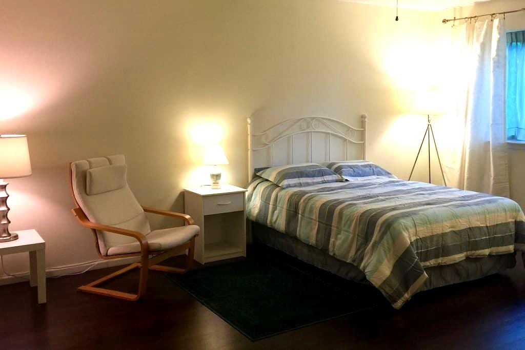 Master Bedroom in Townhouse - Wilmington
