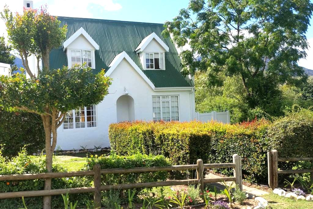 Yellowwood Cottage - Greyton - Hus