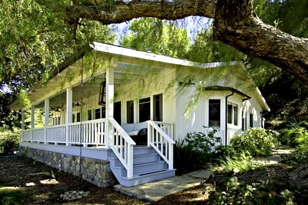 Quintessential Farm House Setting - Ojai
