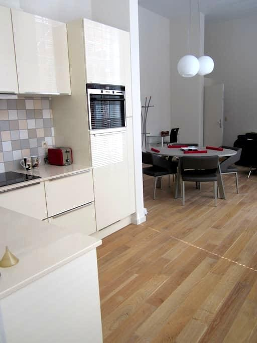 CLEAR AND LIGHTFULL APARTMENT CENTRE OF GHENT - Ghent - Apartamento
