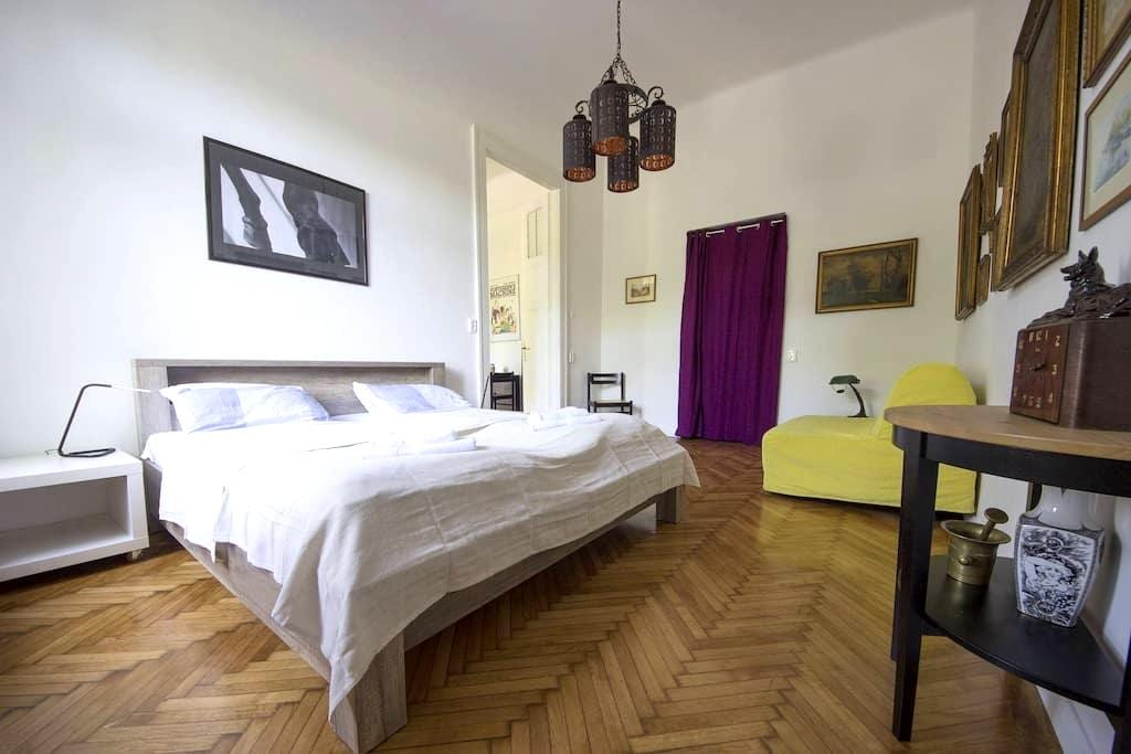 Family friendly flat at City Park - Budapest - Apartment