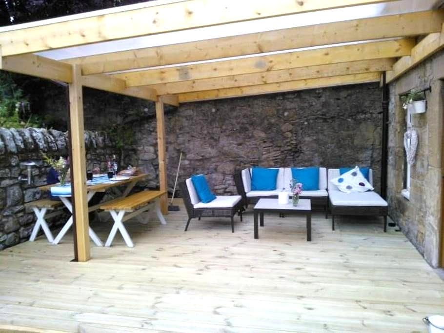 Lovely private room in Cupar, near St Andrews - Cupar - Hus